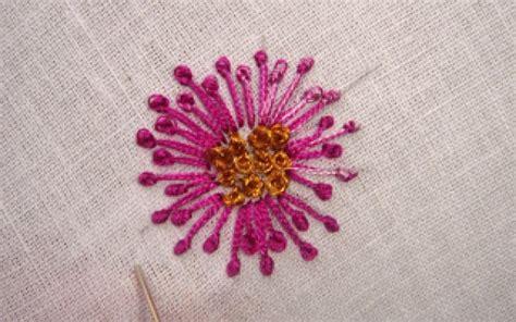 ricamare fiori le migliori tecniche per ricamare fiori su tessuti arte