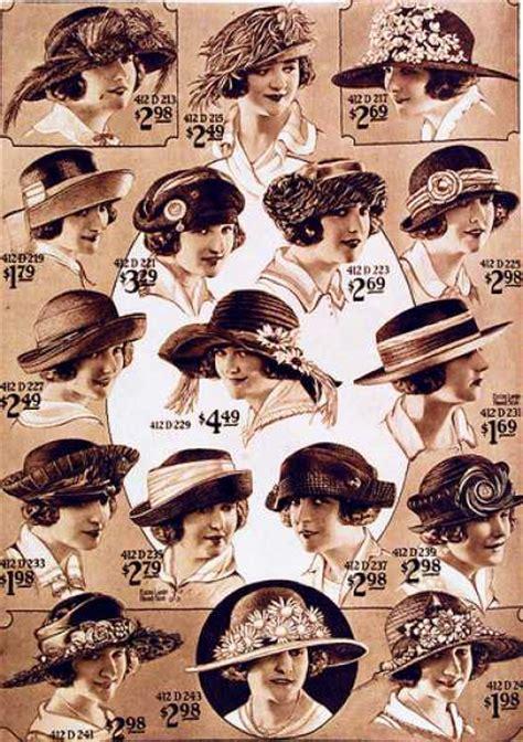 Les Verreries De Bréhat by Vintage Hats From The 1920s 1950s