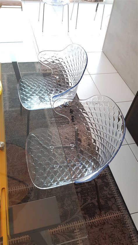 outlet sedie calligaris outlet sedia calligaris tropez trasparente sedie a