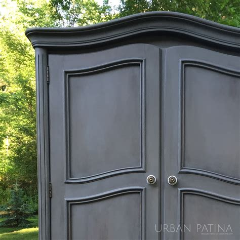 Armoire Patinée by Patina Authentically Crafted Home Gift Painted