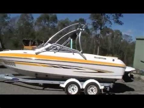 regal boats gold coast for sale 2009 glastron gt 205 bowrider low price doovi