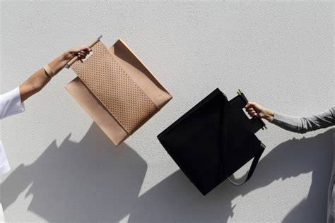 design milk leather luxurious leather bags from studio 11 11 design milk