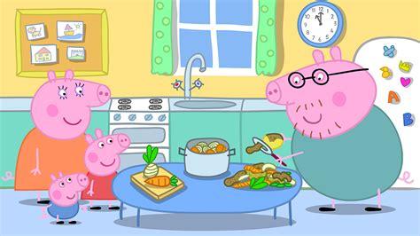 la cucina di peppa pig eone takes peppa pig to market reporter