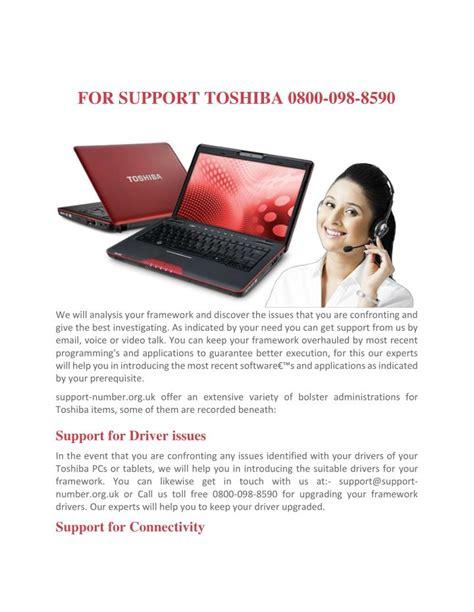 ppt toshiba customer service powerpoint presentation id 7380835