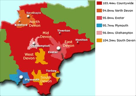 map of plymouth and surrounding areas radio we re on your frequency