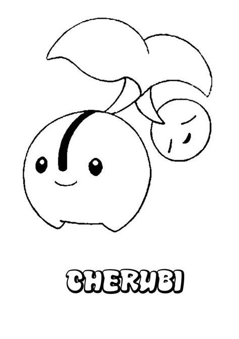 cherubi coloring pages hellokids com