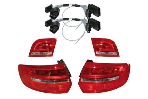 audi a3 sportback led lights facelift led rear lights retrofit for audi a3 8pa sportback