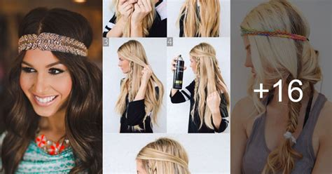 Flower Power Style by Flower Power Hairstyle Hippie Style
