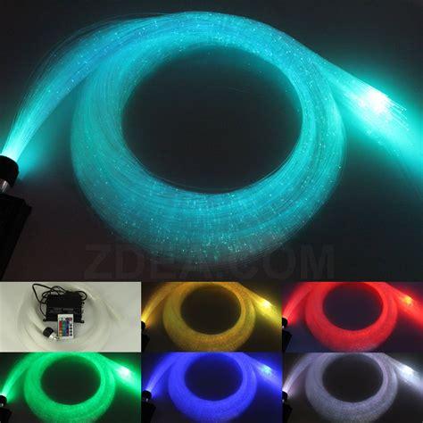 fiber optic lighting cable fiber optic light kits