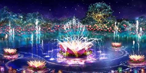 The River Of Lights by New Video And Details On Rivers Of Light Coming Soon To