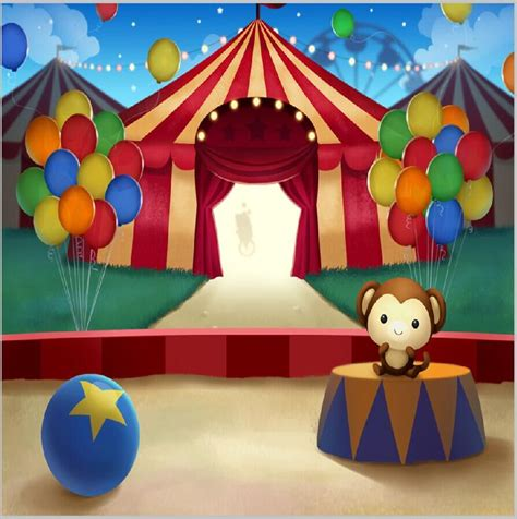 Livingroom Cartoon by Popular Circus Background Buy Cheap Circus Background Lots