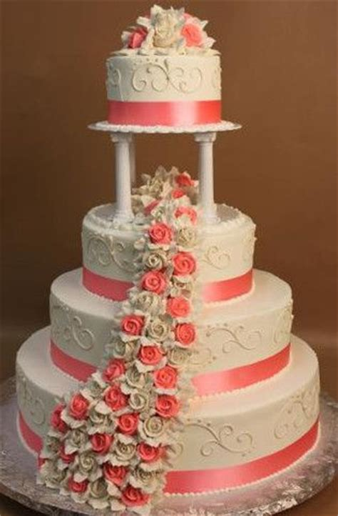 Cake Tier Cake Fontain Plastik Putih 17 best images about cakes tiered traditional wedding cakes on sugar
