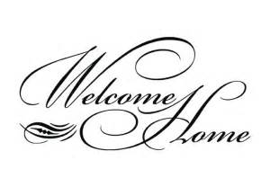 Welcome Home Decoration Welcome Home Wall Decal Online Shop For Decoration