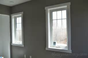 Trim how to design and install simple crafstman shaker window and