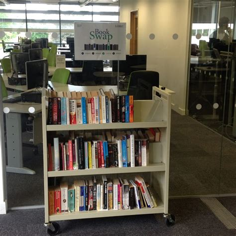 Yet More Book Swapping by Book Scheme In The Library Library News