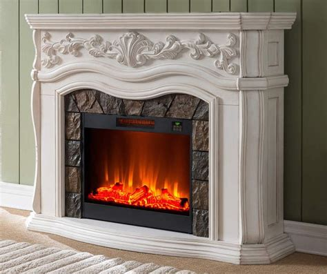 Large White Electric Fireplace by Best 25 Big Lots Electric Fireplace Ideas On