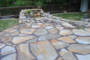Rock Patio Designs Image Gallery Patio