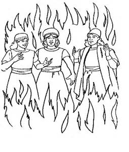 shadrach meshach and abednego coloring page home www calvarywilliamsport