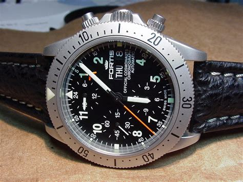 Sho Metal Fortis fortis watches