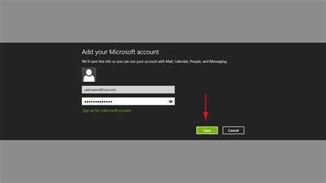 Microsoft Login New Windows 8 1 Microsoft Login Option Local Or A