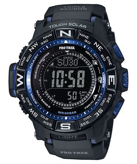 Casio Protek Series Prw 3500y 4a Casio For Mens prw 3500 3414 protrek wiki casio information