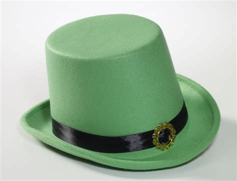 leprechaun top hat with black band screamers costumes