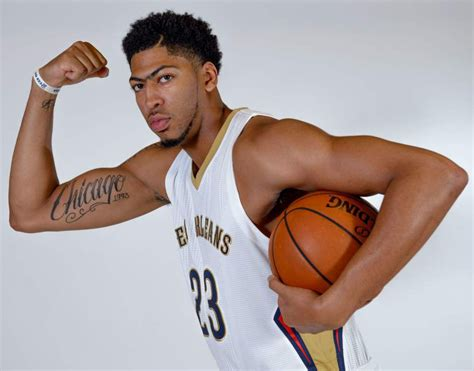 the pelicans anthony davis on his homecoming tour this
