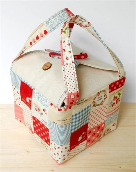 Handmade Lunch Bags - 119 best images about coisinhas modernosas on