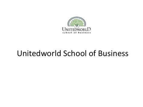 Openings In Kolkata For Mba by Mba College Kolkata Unitedworld School Of Business
