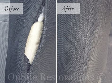 Car Interior Cloth Repair by Comfortable Furniture Leather Repair Vancouver