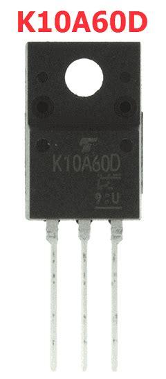 transistor mosfet k10a60d transistor mosfet k10a60d 28 images transistors mos fets kp components inc equivalent