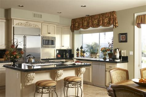 Kitchen Window Decorating Ideas by Important Kitchen Interior Design Components Final