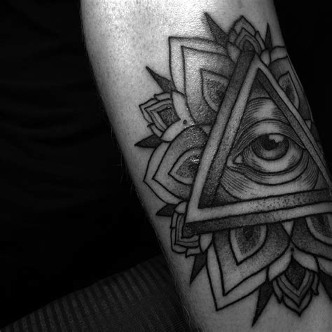 all seeing eye tattoo design 60 greatest all seeing eye ideas a mystery on skin