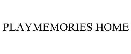 playmemories home trademark of sony corporation serial