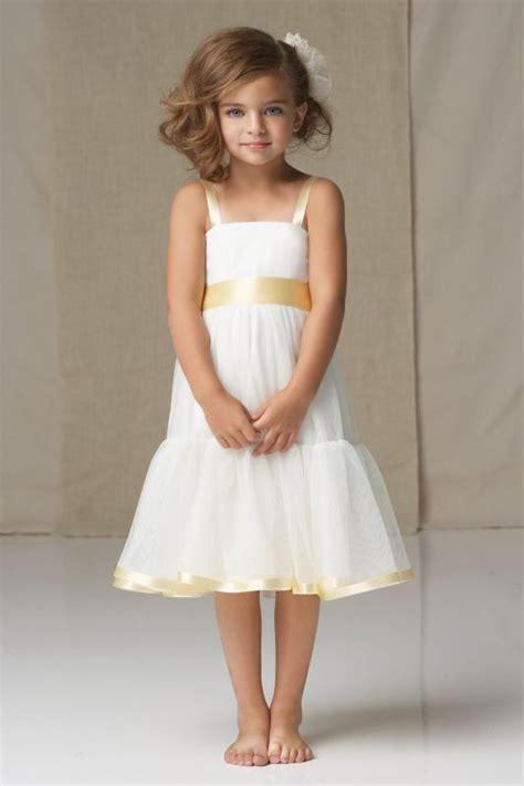 cute 9 year old girls ok which fg dress between these 2 weddingbee