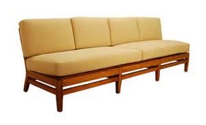teak sofa teak sofas ibiza teak outdoor sofa patio furniture lounge