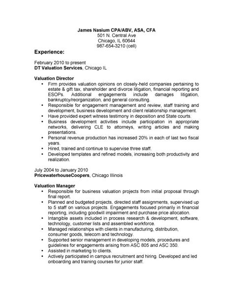 bullet points in a cover letter bullet point resume sles resume format 2017