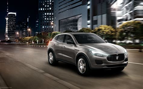 maserati kubang black maserati kubang 2012 widescreen exotic car wallpaper 03