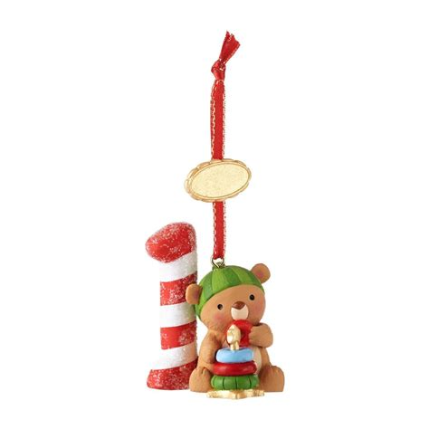 hallmark ornament 2013 my first christmas child s age