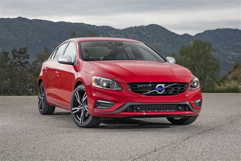 2017 volvo s60 t6 r design test review