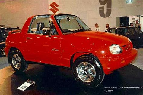 Suzuki X 90 Parts Suzuki X 90 Technical Details History Photos On Better