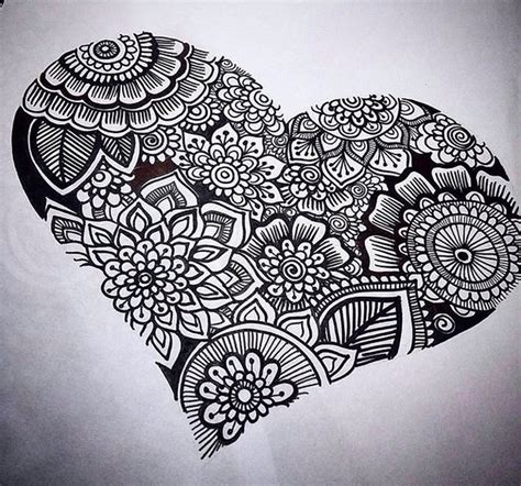imagenes blanco y negro we heart it drawings image 3951788 by helena888 on favim com