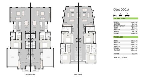 dual occupancy floor plans dual occupancy floor plan unforgettable house finance