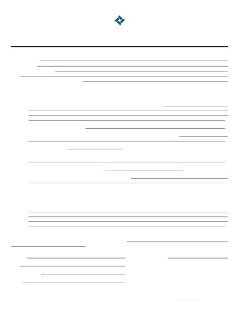 estoppel certificate template certificate estoppel certificate form