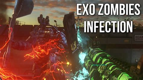 exo zombies infection exo zombies infection gameplay call of duty advanced