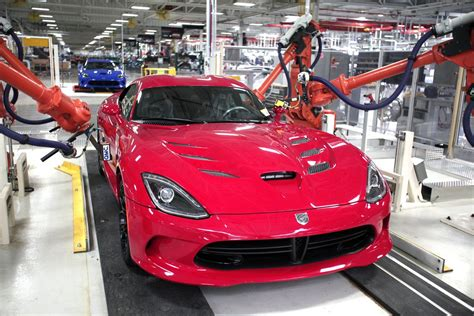 The Last Dodge Viper by This May Be The End Of The Road For The Dodge Viper The