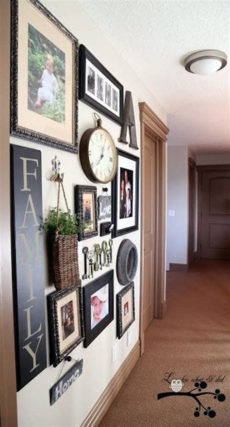 gallery wall ideas 40 unique wall photo display ideas for you