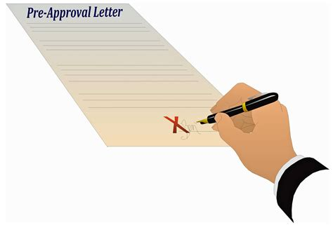 Commitment Letter Vs Pre Approval Pre Qualification Pre Approval Or Pre Loan Commitment