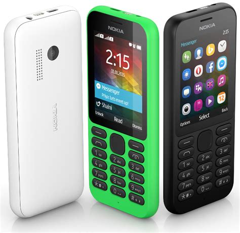 new mobile phones nokia nokia 215 dual sim goes on sale in india for rs 2149