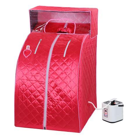 Portable Therapeutic Steam Sauna Spa Detox Weight Loss Ss03 by 2l Portable Therapeutic Steam Sauna Cover Detox Loss
